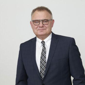Andreas Otto, Vorstandsvorsitzender der Volksbank im Bergische Land